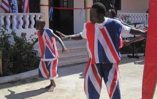 Liberian Dancers